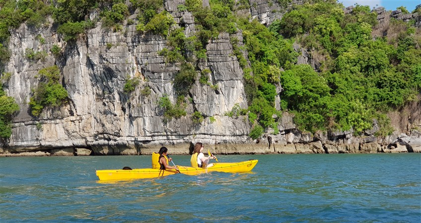 halong private tour