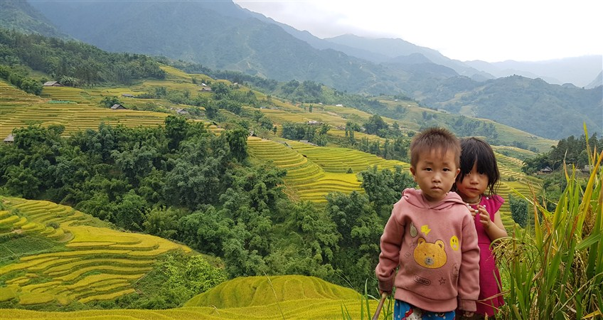 vietnam travel with teenager