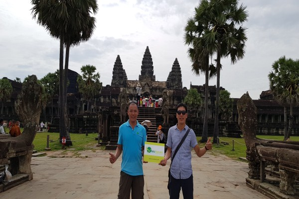 Angkor Temple travel guide