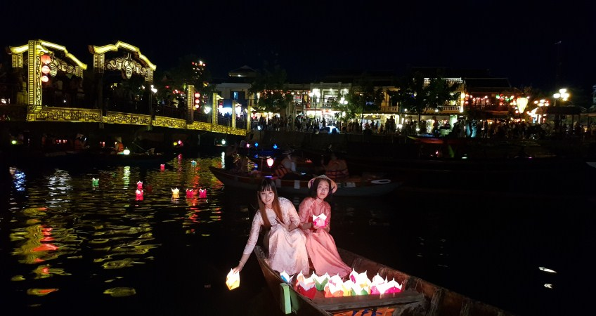 vietnam travel from the uk hoi an