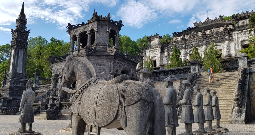 vietnam travel hue tour