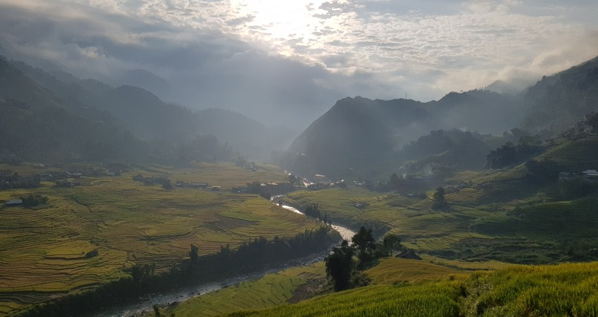 sapa vietnam in september