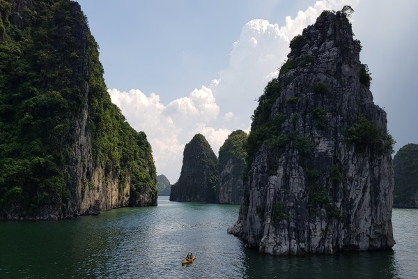 48 Hours on Halong Bay