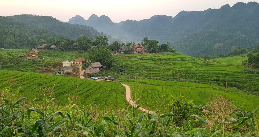 homestay in pu luong at don village