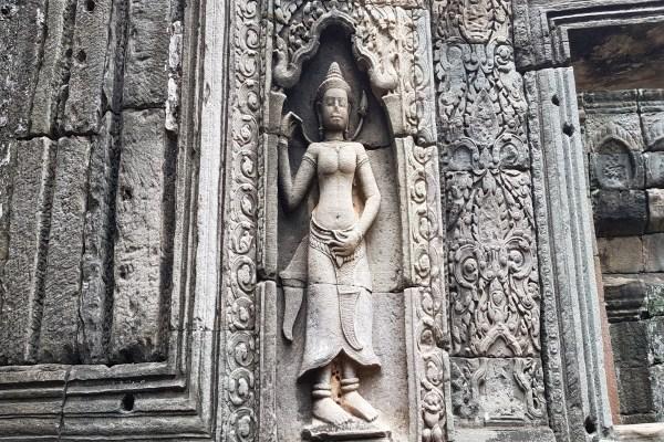 A week in Cambodia