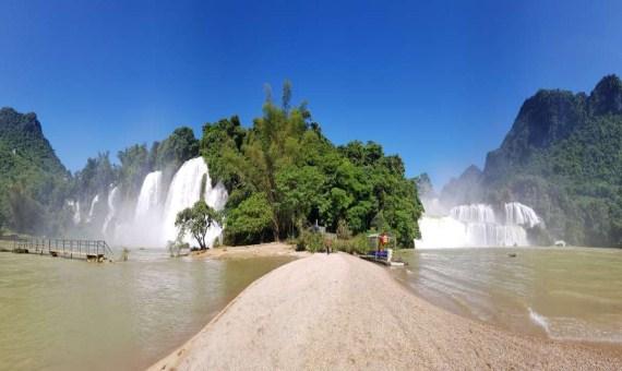 HG03: Ha Giang - Ba Be Lake - Ban Gioc Waterfall - 6 days / 5 nights