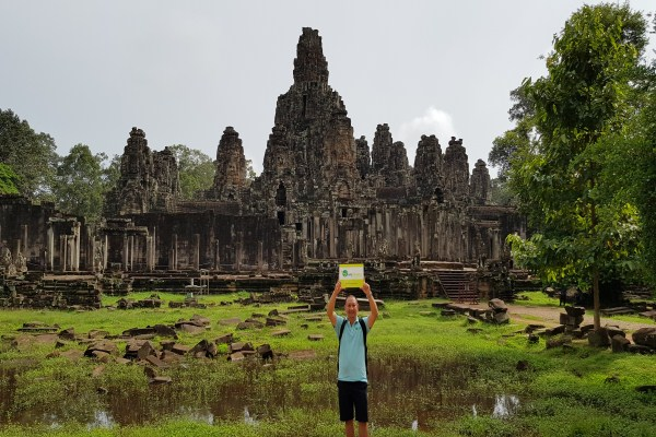 Tips To Travel From The UK To Cambodia