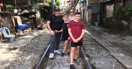 FT16: Exciting Vietnam Family Holiday - 14 days from Hanoi