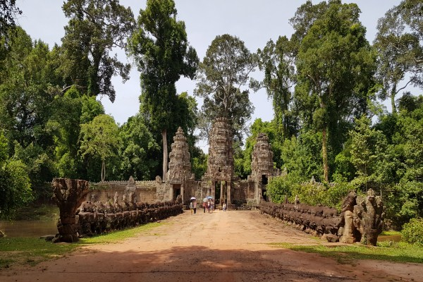 48 hours in Siem Reap
