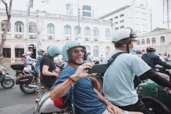 Renting & Riding a Motorbike in Vietnam: Is it Dangerous?
