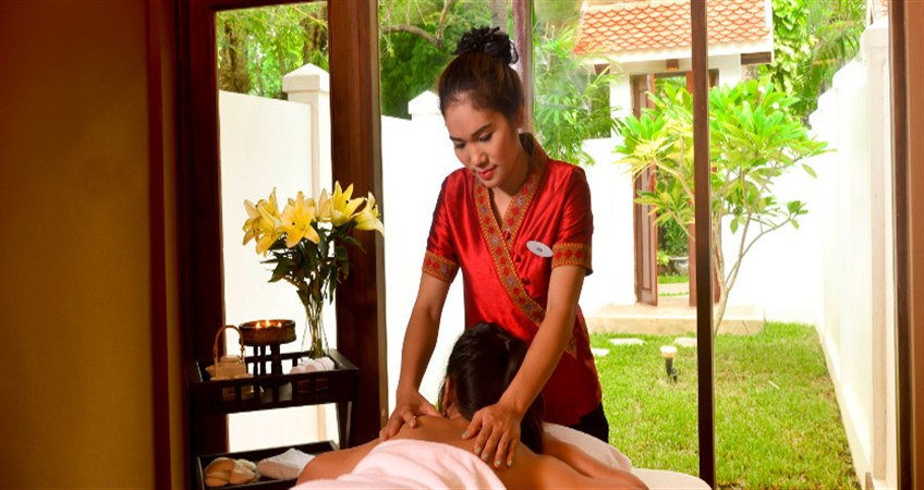 spa and massage in vientiane