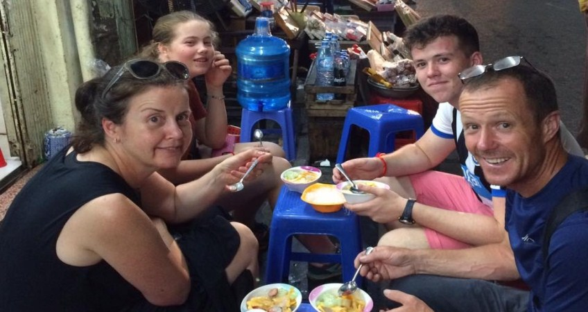 family travel to vietnam