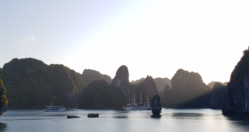 halong bay cuise