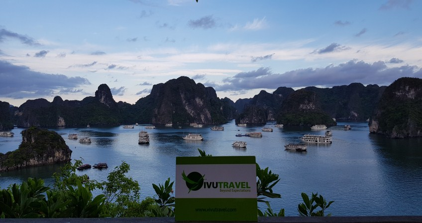 halong overnight cruise
