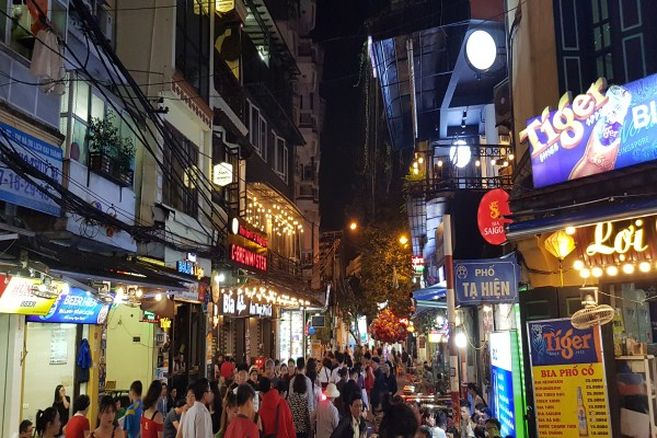 Things to do at the Hanoi Old Quarter