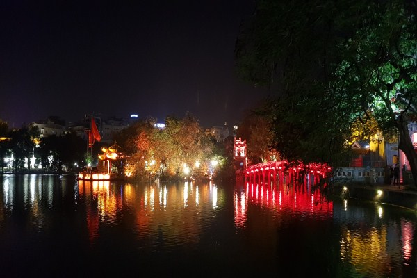 Hoàn Kiem Lake: A Legend Waiting To Witness