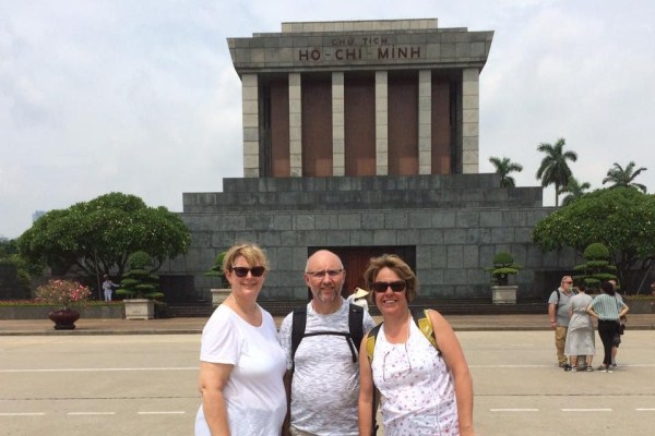 Ho Chi Minh Mausoleum and Museum