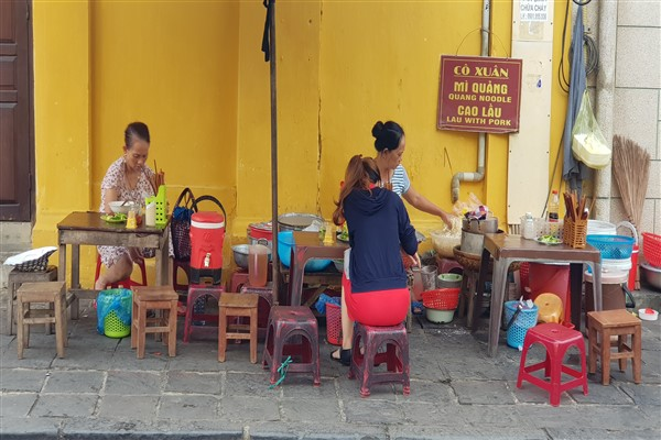 Travel Experiences in Vietnam: How to order foods