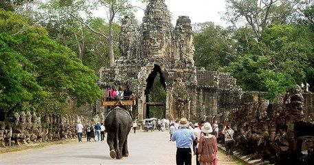 CT02: Magic Angkor Tour - 4 days / 3 nights