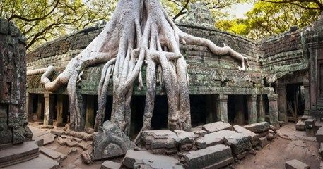 CT08: Exploring Angkor - 6 days / 5 nights