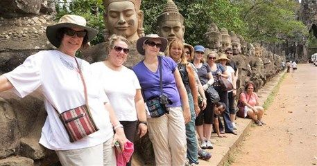 CT10: Colors of Cambodia - 12 days / 11 nights