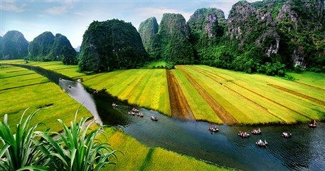 VCT08: Splendid Vietnam and Cambodia Tour - 19 days from Hanoi