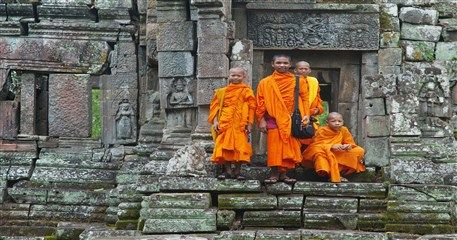 VCT11: Amazing Cambodia and Vietnam Tour - 18 days from Siem Reap