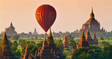 MFT02: Myanmar Balloon Tour - 8 days / 7 nights