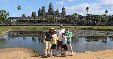 VCT03: Cambodia and Vietnam Holiday in style - 12 days from Siem Reap