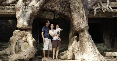 FIT06: Amazing Vietnam & Cambodia Family Holiday - 21 days from Saigon