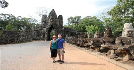 IH02: Honeymoon Vacation in Laos, Vietnam, Cambodia - 12 days from Luang Prabang