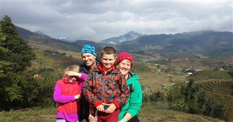 FIT03: Family Tour to Explore Cambodia, Laos, Vietnam - 22 days from Siem Reap