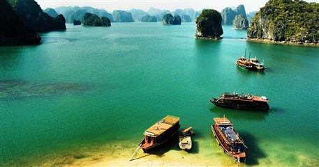 ID13: Complete Indochina Tour - 18 days from Yagon