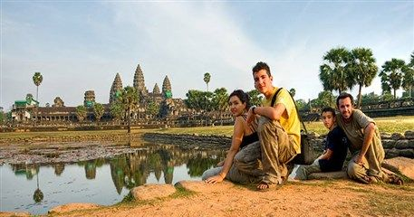 FIT02: Joyful Vietnam and Cambodia Family Holiday - 16 days from Saigon