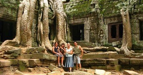 FIT09: Best Vietnam & Cambodia Family Tour - 20 days / 19 nights