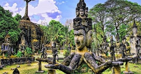 LT03: Tour Highlights of Laos - 6 days / 5 nights