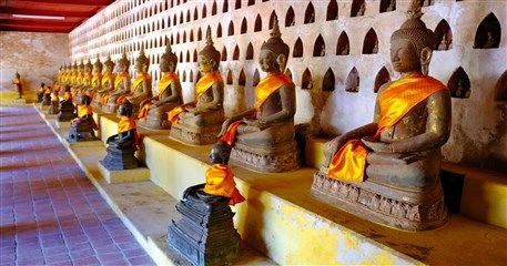 LV03: Highlights of Laos & Vietnam - 16 days from Vientiane