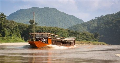 Luang Say Cruise - 3 days/ 4 nights