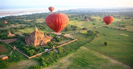 MLT01: Luxuxy Myanmar Tour - 6 days / 5 nights