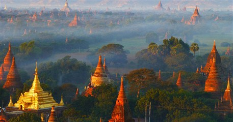MHT01: Myanmar Honeymoon Vacation - 7 days / 6 nights