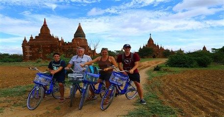 MFT01: Myanmar Family Tour - 8 days / 7 nights