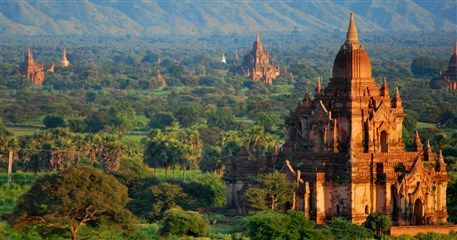 MCT01: Myanmar At A Glance - 3 days / 2 nights