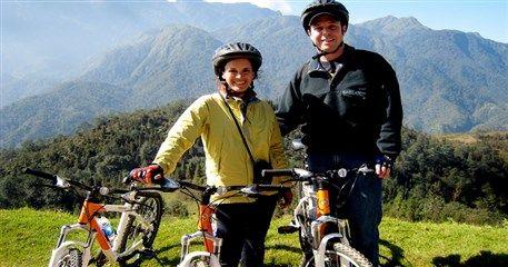 BT02: Cycling Sapa Vietnam - Half Day