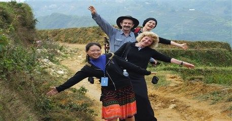 SP02: Sapa Essential Tour By Road - 3 days / 2 nights