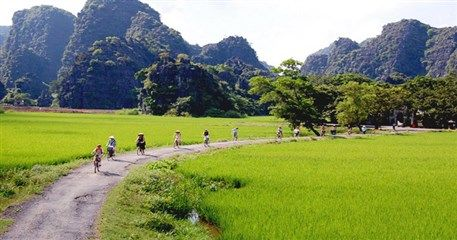 The most beautiful tourist sites in Ninh Binh tour