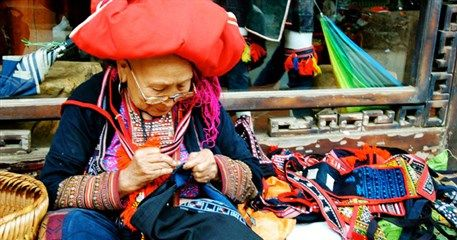 CT08: Vietnam tour from mountain to sea - 20 days from Hanoi