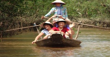 SM04: Through Mekong to Phnom Penh - 4 days / 3 nights