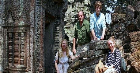 FT13: The Best Vietnam & Cambodia Family Tour - 18 days from HCMC