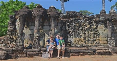 FT10: Unforgettable Vietnam and Cambodia Holiday - 18 days from HCM