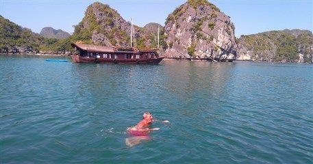 HL04: Halong - Cat Ba island - 3 days / 2 nights